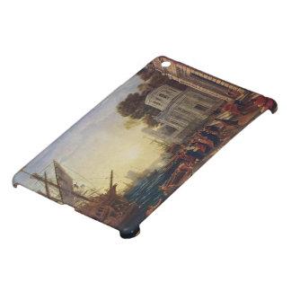 Claude Lorrain- Cleopatra Disembarking at Tarsus Case For The iPad Mini