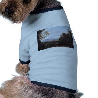 Claude Lorrain- Landscape with Apollo and Mercury Dog Tee