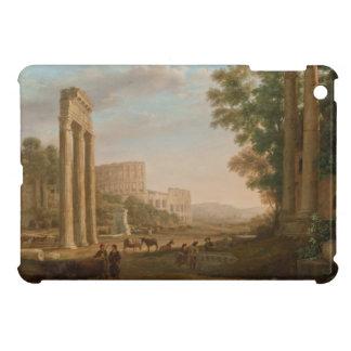 Claude Lorrain - ruinas del foro romano iPad Mini Carcasa