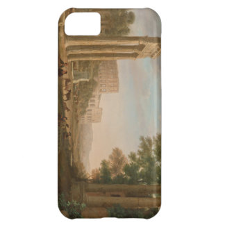 Claude Lorrain - Ruins of the Roman forum iPhone 5C Covers