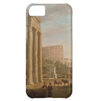 Claude Lorrain - Ruins of the Roman forum iPhone 5C Case