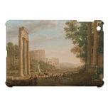 Claude Lorrain - Ruins of the Roman forum iPad Mini Cover