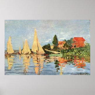 Claude Monet 4 Posters