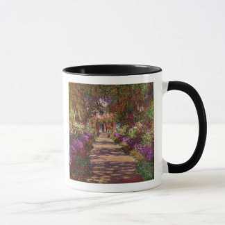 Claude Monet | A Pathway in Monet's Garden Mug