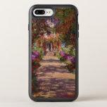 Claude Monet | A Pathway in Monet's Garden OtterBox Symmetry iPhone 7 Plus Case
