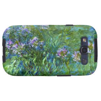Claude Monet: Agapanthus Samsung Galaxy SIII Case