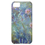 Claude Monet Agapanthus Cover For iPhone 5C