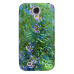 Claude Monet: Agapanthus Galaxy S4 Covers