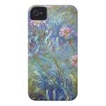Claude Monet Agapanthus iPhone 4 Case-Mate Case