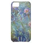 Claude Monet Agapanthus iPhone 5C Cover