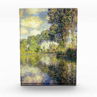 Claude Monet - álamos en el Epte