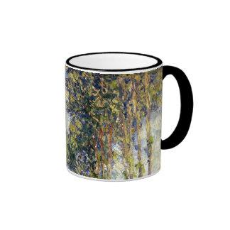 Claude Monet - álamos en el Epte Taza De Café