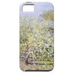 Claude Monet Apple Tree iPhone 5 Case