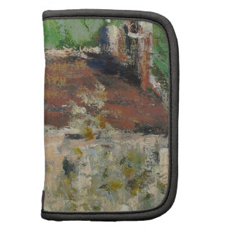 Claude Monet - árboles de ciruelo florecientes Planificadores