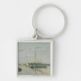 Claude Monet | Argenteuil, 1872 Keychain
