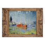 Claude Monet | Argenteuil, 1875 Card