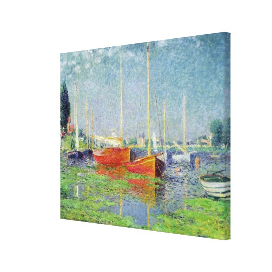 Claude Monet | Argenteuil, c.1872-5 Canvas Print