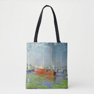 Claude Monet | Argenteuil, c.1872-5 Tote Bag
