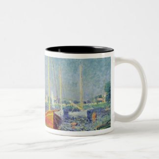 Claude Monet   Argenteuil, c.1872-5 Two-Tone Coffee Mug