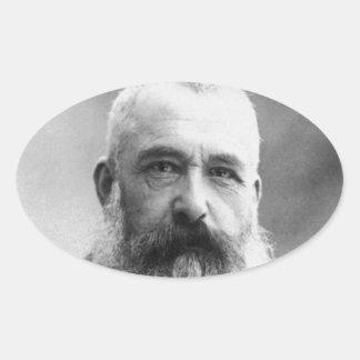 Claude Monet Artist Painter Destiny Gifts Stickers