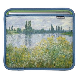 Claude Monet   Banks of the Seine, Vetheuil, 1880 iPad Sleeve