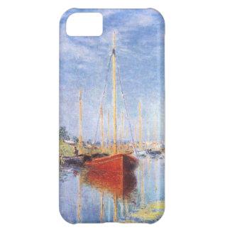 Claude Monet: Barcos de placer en Argenteuil