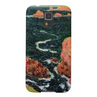 Claude Monet   Belle Ile Galaxy S5 Case