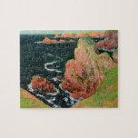 Claude Monet | Belle Ile Puzzle