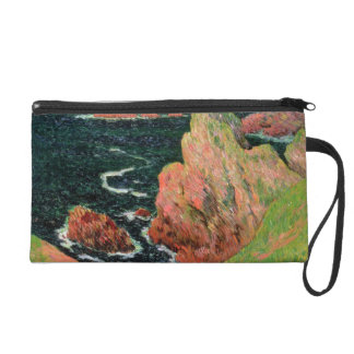 Claude Monet | Belle Ile Wristlet Purse