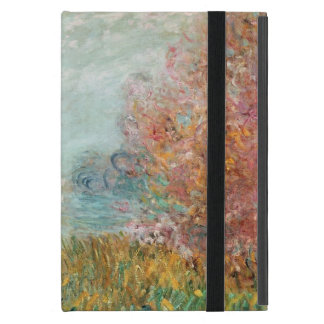 Claude Monet |  Boat Studio on the Seine Case For iPad Mini