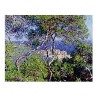 Claude Monet | Bordighera, 1884 Postcard