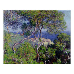 Claude Monet | Bordighera, 1884 Poster