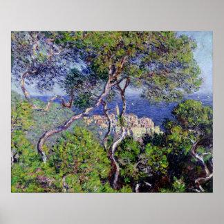 Claude Monet | Bordighera, 1884 Poster