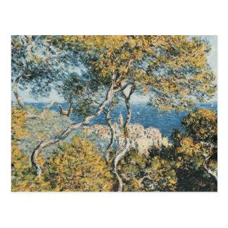 Claude Monet - Bordighera Postal