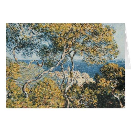 Claude Monet - Bordighera Felicitacion
