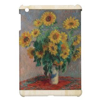 Claude Monet: Bouquet of Sunflower Vintage Art Case For The iPad Mini