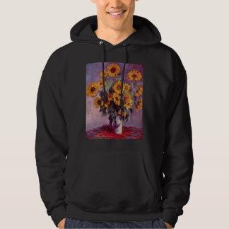 Claude Monet - Bouquet of Sunflowers Hoodie