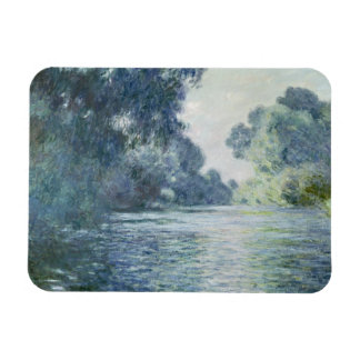 Claude Monet | Branch of the Seine near Giverny Magnet