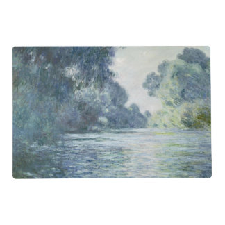 Claude Monet | Branch of the Seine near Giverny Placemat