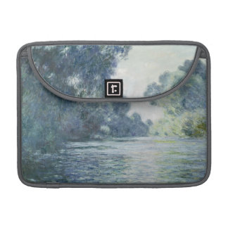 Claude Monet | Branch of the Seine near Giverny Sleeve For MacBook Pro