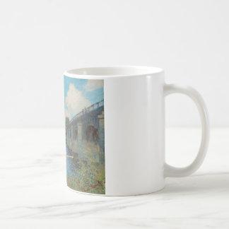 Claude Monet Bridge at Argenteuil 11 oz Coffee Mug