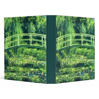 Claude Monet: Bridge Over a Pond of Water Lilies