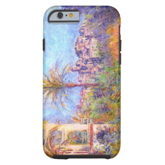 Claude Monet: Chalets en Bordighera Funda Para iPhone 6 Tough