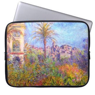 Claude Monet: Chalets en Bordighera Fundas Computadoras
