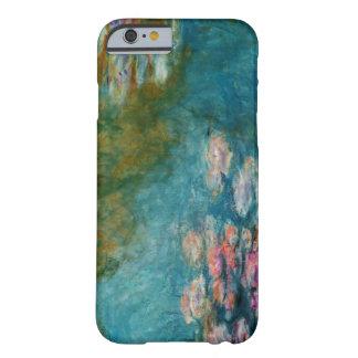 Claude Monet, charca del lirio en Giverny Funda De iPhone 6 Barely There