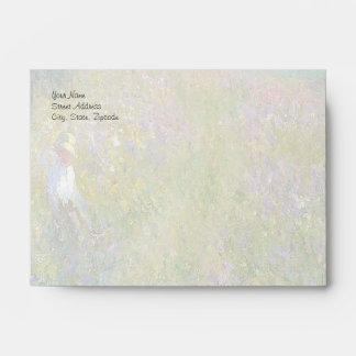 Claude Monet - Classic Envelope