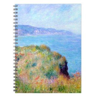 Claude Monet: Cliff Near Pourville