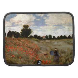 Claude Monet - el campo de la amapola Organizador