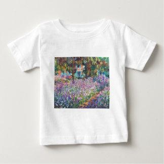 Claude Monet - el jardín del artista en Givern Playeras
