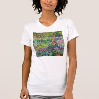 Claude Monet: El jardín del iris en Giverny Playeras